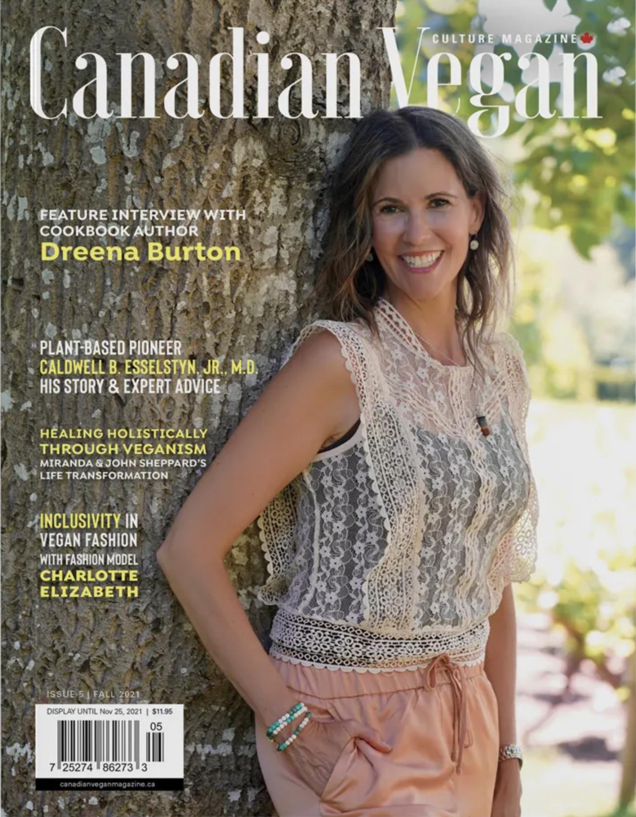 Canadian Vegan Magazine Issue 3