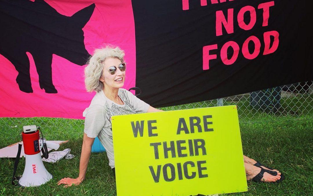 Animal Activist Regan Russell